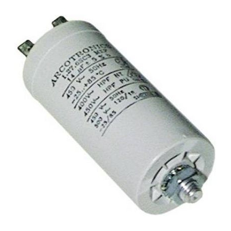 CONDENSATEUR 40æF 450V AVEC - TIQ9934