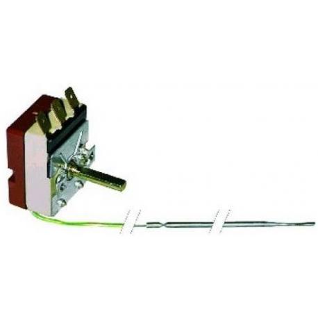 THERMOSTAT 230V 16A TMINI 0°C TMAXI 90°C CAPILAIRE 1500MM - TIQ9143