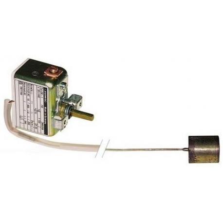 TIQ9261-THERMOSTAT TMINI 20°C TMAXI 440°C CAPILAIRE 1100MM