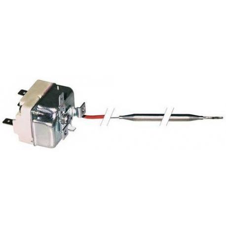 THERMOSTAT 230V 16A TMINI 70°C TMAXI 120°C CAPILAIRE 850MM - TIQ9236