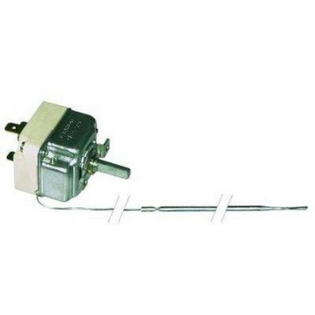 THERMOSTAT 250V 16A TMINI 50°C TMAXI 320°C CAPILAIRE 900MM - TIQ9231