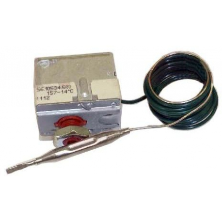 THERMOSTAT SECU 1POLE 130ø CAP - TIQ9240