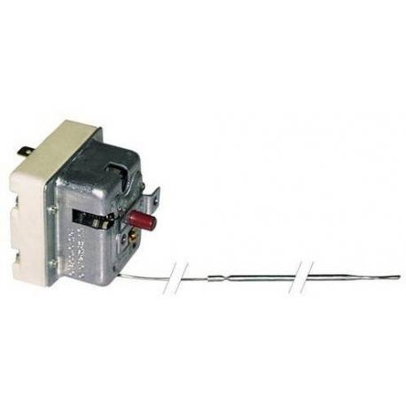 THERMOSTAT 1 POLE TMAXI 125°C CAPILLAIRE 900MM  - TIQ9353