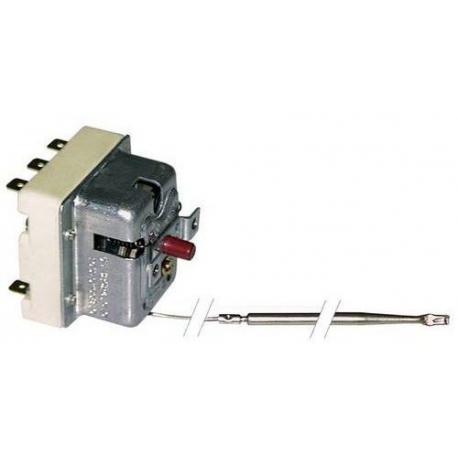 THERMOSTAT 3POLES 230V 280øC - TIQ9369