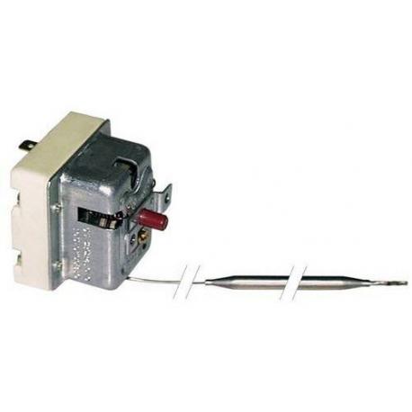 THERMOSTAT SECURITE MONOPHASE  250V 16A TMAXI 320°C - TIQ9361