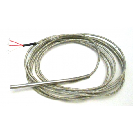 SONDE DE TEMPERATURE PT100 VETROTEX CABLE 1500MM  - TIQ9315