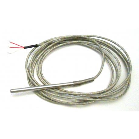 SONDE DE TEMPERATURE PT100 VETROTEX CABLE 1500MM - TIQ9315