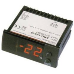 THERMOMETRE 230VAC -50/+150° 71X29X61.5MM NTC/PTC CAP1.5M.