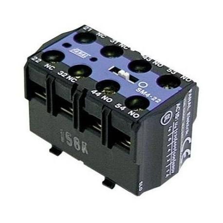 CONTACTEUR SM4-13 6A/230V - TIQ0745