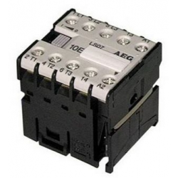 CONTACTEUR 4KW 3 CONTACTS NO 1 CONTACT AUX NO 400V 20A