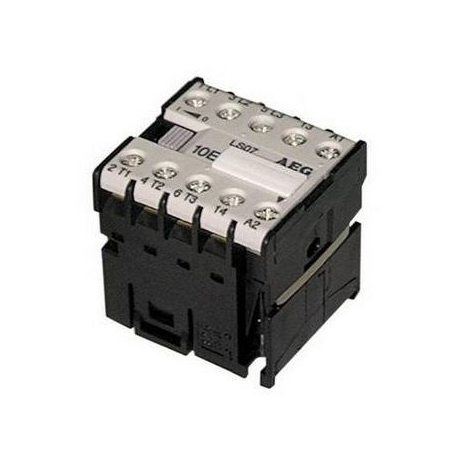 CONTACTEUR AEG LS07 400V 50/60HZ 20A 4KW - TIQ0740