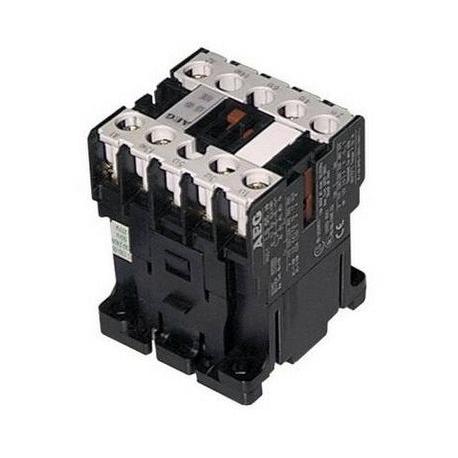 CONTACTEUR AEG LS07 230V 50/60HZ 20A 4KW   - TIQ0856