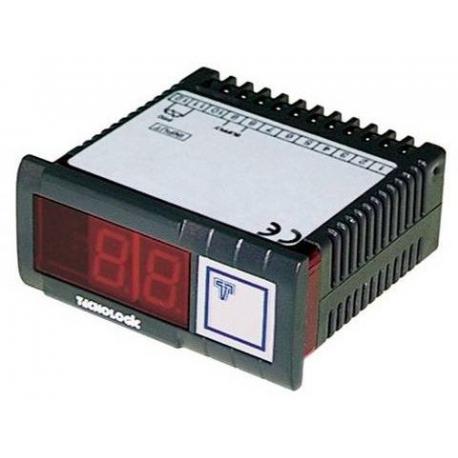 TIQ0655-THERMOMETRE TECNOLOGIC TVL10 NTC/PTC 230V TMINI -55°C TMAXI