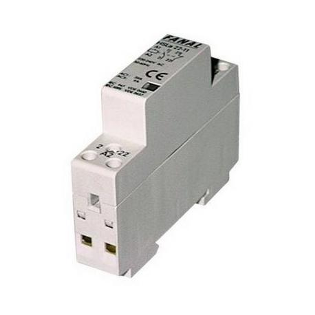 CONTACTEUR IKA20-20 2 CONTACTS NO 230V 1.5KW - TIQ0862