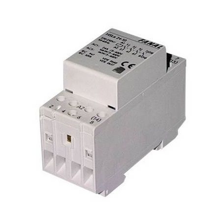 CONTACTEUR IKA25-40 4 CONTACTS NO 230V 25A 16KW - TIQ0864