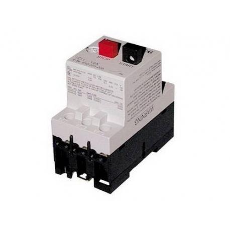 PROTECTION AEG THERMIQUE 1-1.6A 3CONTACTS NO - TIQ0802