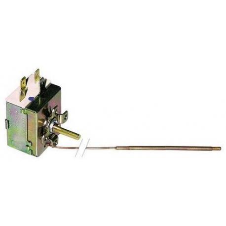 THERMOSTAT 1 POLE 250V 16A TMINI 55°C TMAXI 310°C - TIQ0950