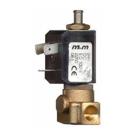 ELECTROVANNE 3V 220V 1/8 -G.B - RG0576