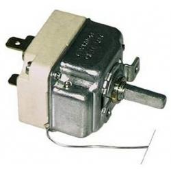 THERMOSTAT 250V 16A TMINI 90°C TMAXI 180°C CAPILLAIRE 900MM