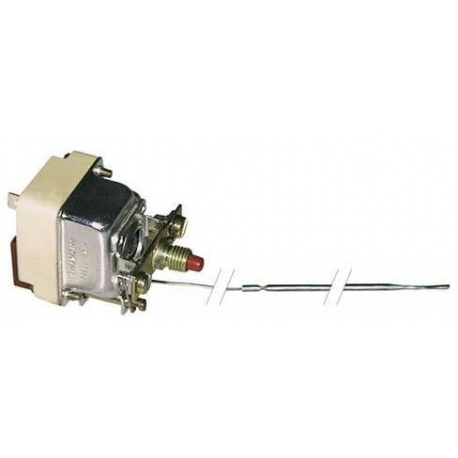 THERMOSTAT DE SECURITE 250V 16A TMAXI 220°C CAPILAIRE 800MM - TIQ0982