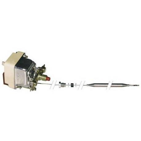 THERMOSTAT DE SECURITE 250V 16A TMAXI 220°C CAPILAIRE 870MM - TIQ0994