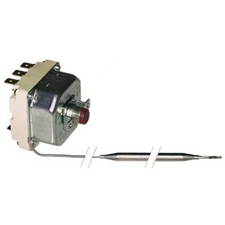 THERMOSTAT DE SECURITE 400V AC 10A TMAXI 230°C CAPILLAIRE 90 - TIQ0912