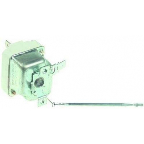 THERMOSTAT DE SECURITE 16A TMAXI 100°C CAPILAIRE 3000MM - TIQ0025
