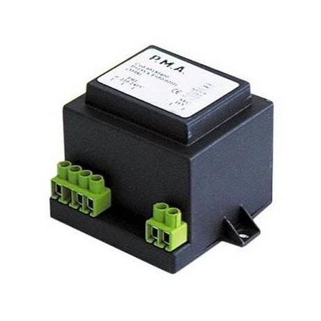 TRANSFORMATEUR 15VA 230V>12V - TIQ0133