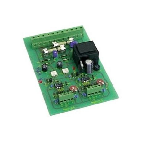 TIQ0281-PLATINE THERMOSTAT