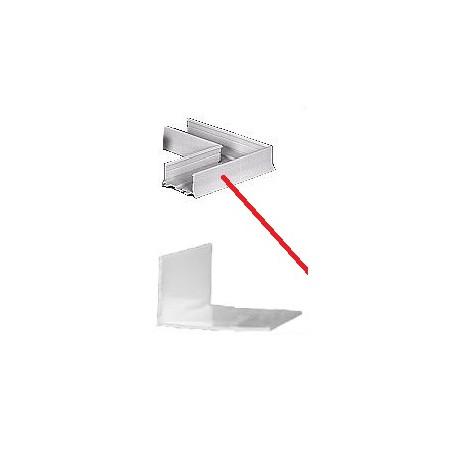 PROFIL DE MONTAGE EN L PVC - SEQ676