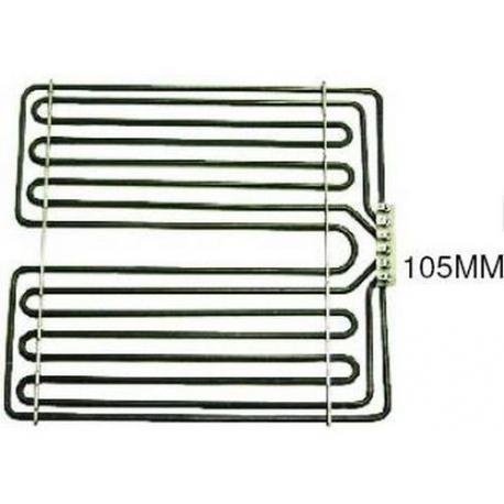TIQ1034-RESISTANCE FRITEUSE 7500W