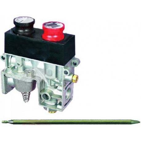 TNQ885-VALVE GAZ GC1300 POUR FRITEUSE 210°