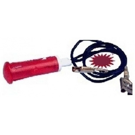LAMPE TEMOIN ROUGE >9MM POUR - TPQ654