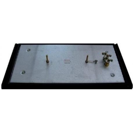 PLAQUE EGO CH6500W400V 600X300 - TPQ805