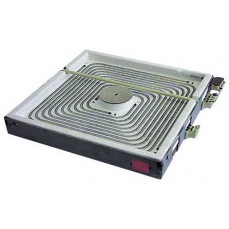 PLAQUE ELECTRIQUE 4000W 400V - TIQ1235