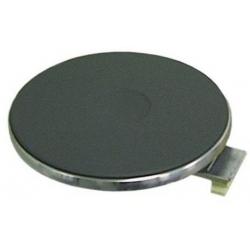 PLAQUE ELECTRIQUE D220MM 2600W - TIQ1247