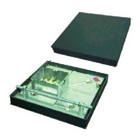 PLAQUE ELECTRIQUE BASCULANTE 300X300MM 2500W 230V - TIQ1386