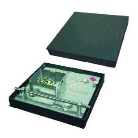 PLAQUE ELECTRIQUE BASCULANTE 300X300M 4000W 230V - TIQ1389