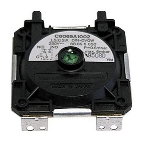 PRESSOSTAT HONEYWELL C6065A 0.44-0.80MBAR - TIQ3867