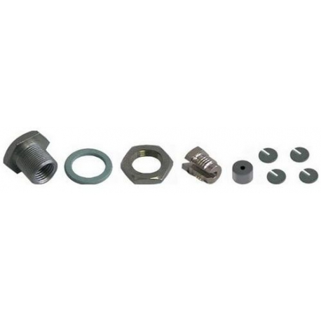 KIT RACCORDEMENT BULBE M12 í 6MM - TIQ3285
