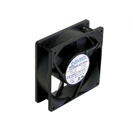 VENTILATEUR AXIAL 119X119X38MM 14-15W 230V AC CONNEXION COSS - TIQ4769