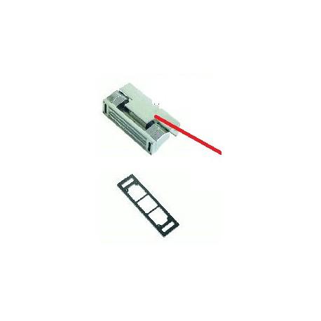 CHARNIERE 150X73X38 ZAMAC ORIG - TIQ4988