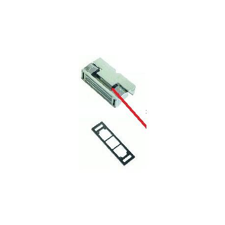 CHARNIERE 150X73X38MM ZAMAC ORIGINE - TIQ4980