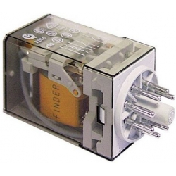 RELAIS 230V 10A SOCLE 8POLES  - VPQ99