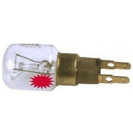 LAMPE FRIGO 15W-220V FASTON - ZPQ7562