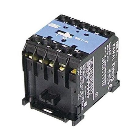 CONTACTEUR K07M/G 230V 3S/1O - TIQ63590