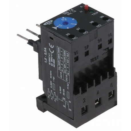 CONTACTOR 2.5-4A KNL9 WITH 30 - TIQ63535