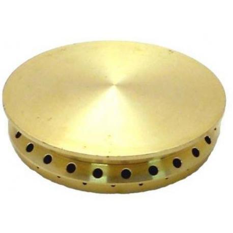 CHAPEAU DE BRULEUR DIAM 80MM - TIQ63030