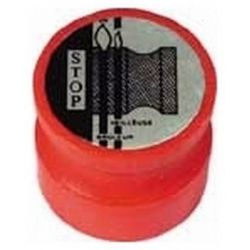 MANETTE SOLYMAC POUR VALVE GAZ REF.GC1300 ROUGE ``STOP``