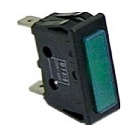 LAMPE TEMOIN VERT 230V - FOQ657